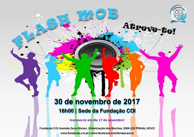 Cartaz-Flash-Mob