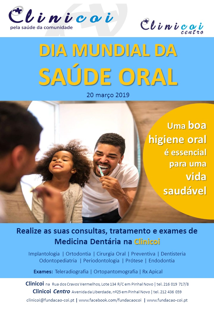 CLINICOI SAUDE ORAL 2019