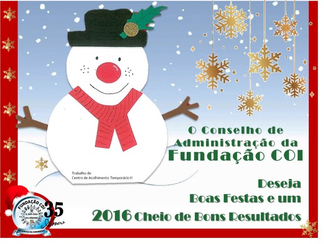 Boas Festas DIGITAL 2015